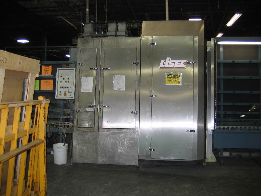 Lisec Ig Insulated Glass Line